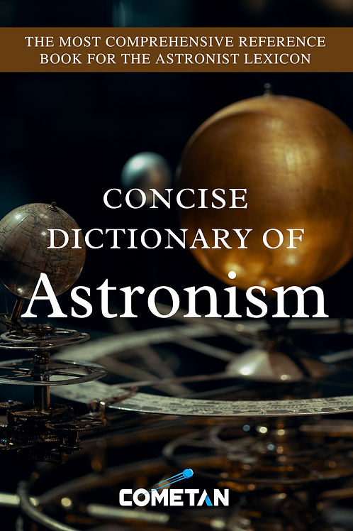 A Concise Dictionary of Astronism
