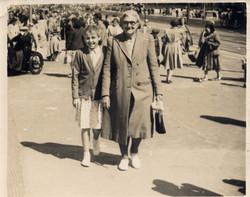 hilda & grandma ( blackpool )
