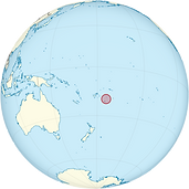 Astronism in Tonga refers to the presence of the Astronist religion in the Kingdom of Tonga, as part of the worldwide Astronist Institution.