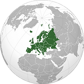 Astronism in Europe is the presence of the Astronist religion throughout the 44 countries on the continent of Europe as part of the worldwide Astronist Institution.