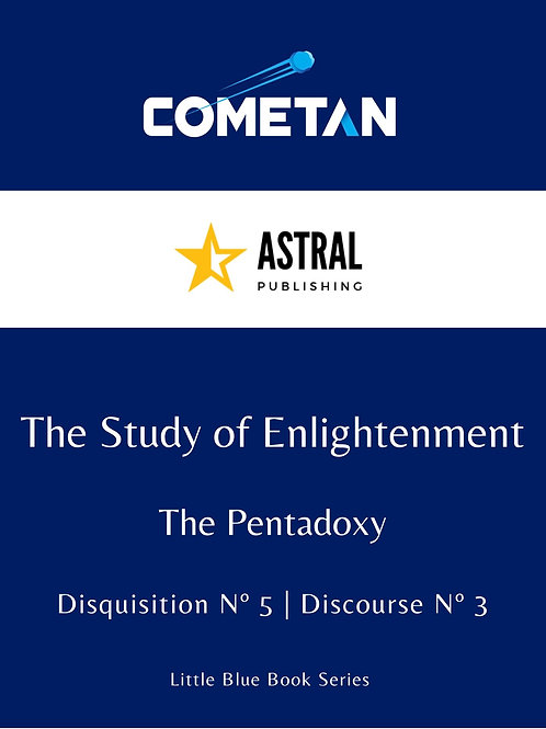 The Study of Enlightenment by Cometan