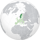 Astronism in Sweden refers to the presence of the Astronist religion in the Kingdom of Sweden, as part of the worldwide Astronist Institution.
