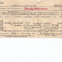 Grandma third birth certificate.jpg