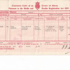 Grandad's birthday certificate.jpg