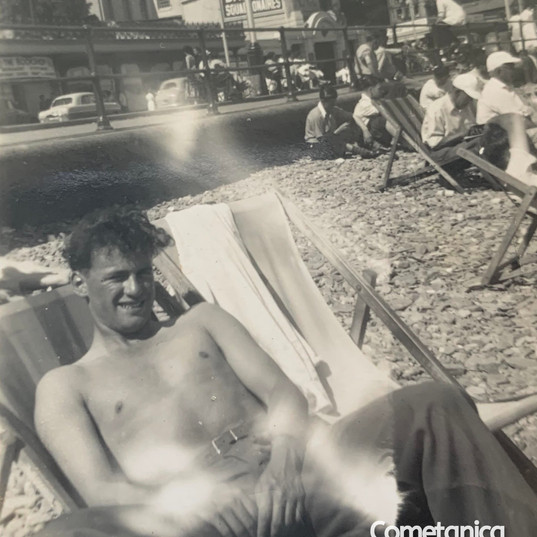 Bill Warbrick, grandfather of Cometan.jp