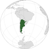 Astronism in Argentina refers to the presence of the Astronist religion in Argentina.