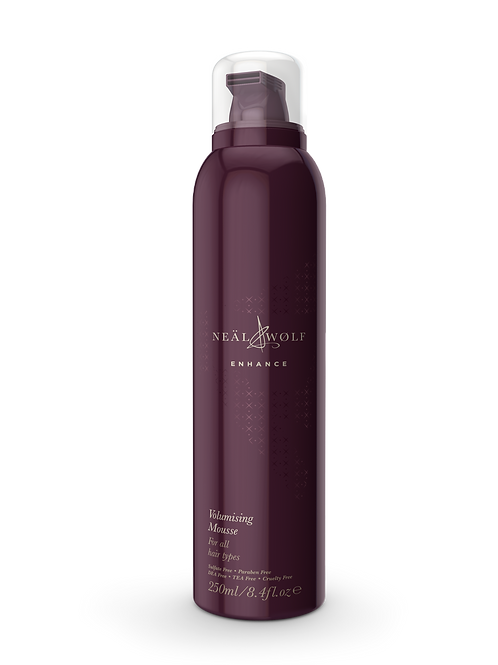 Enhance | Volumising Mousse 250ml