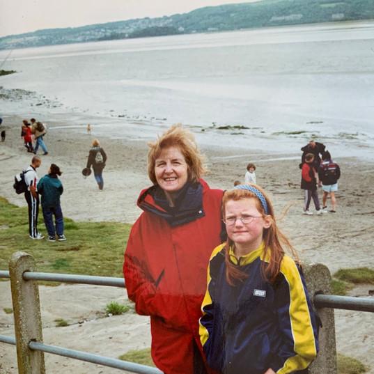 Hilda Warbrick & Lucia Natalie at Moreca