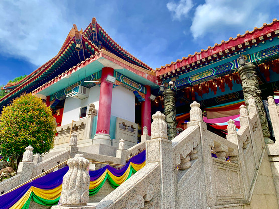 Taoist Temple visited by Cometan in August 2019 Photo Taken by Cometan