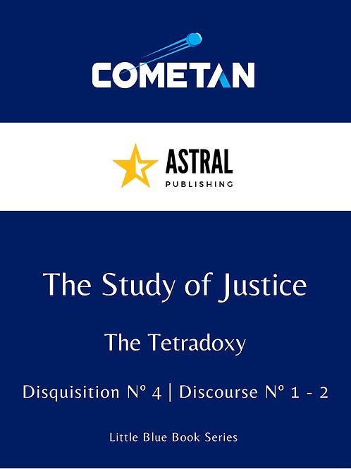 The Study of Justice by Cometan