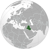 Astronism in Iraq refers to the presence of the Astronist religion in the Republic of Iraq, as part of the worldwide Astronist Institution.