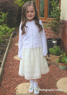 Charlotte Sophia's First Holy Communion