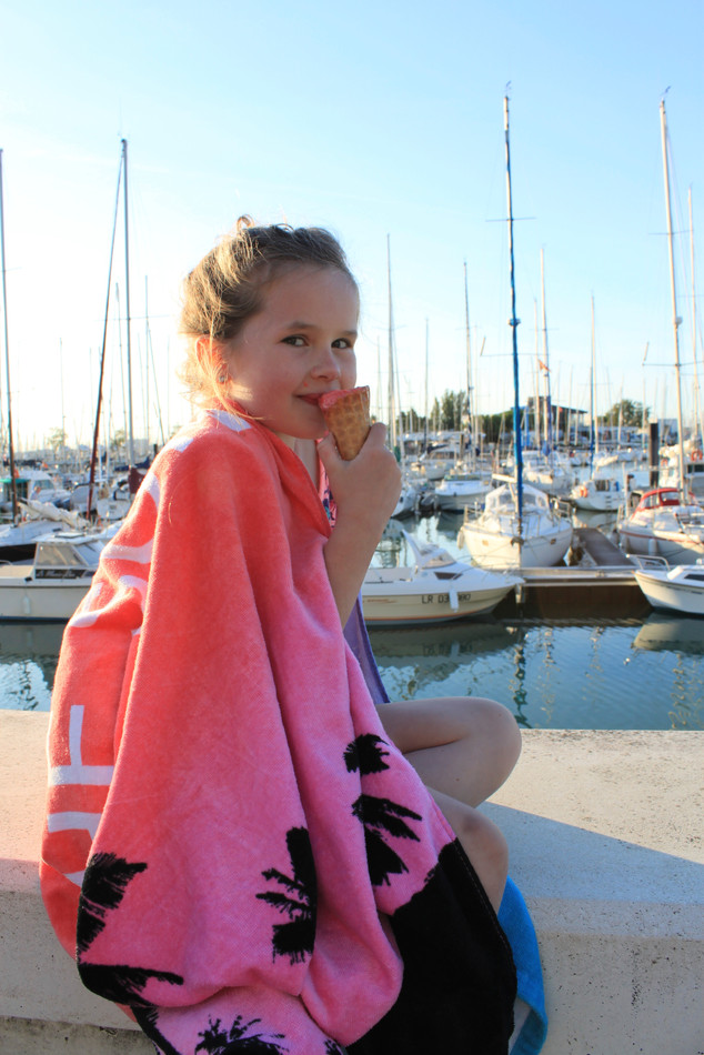 Charlotte Sophia at La Rochelle Harbour