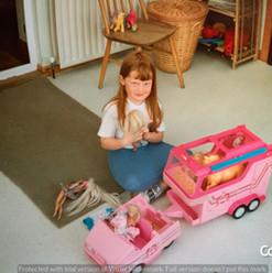 Granddaughter of Cometan's Maternal Gran