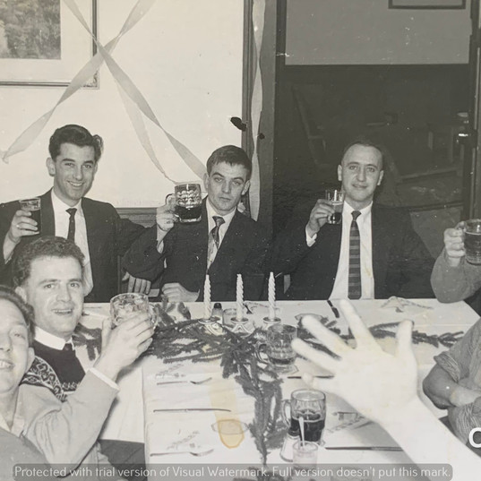 Grandfather of Cometan, Bill Warbrick Wi