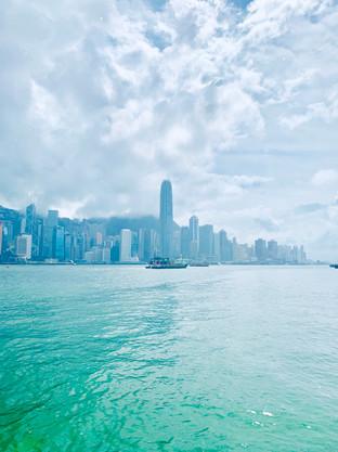 The International Finance Centre, Hong Kong. Photo taken by Cometan