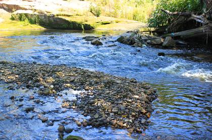 Pebbly River
