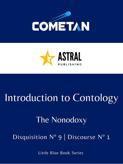 Introduction to Contology by Cometan