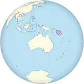 Astronism in the Solomon Islands refers to the presence of the Astronist religion in the Oceanian nation of the Solomon Islands, as part of the worldwide Astronist Institution.