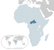Astronism in the Central African Republic refers to the presence of the Astronist religion in the Central African Republic.