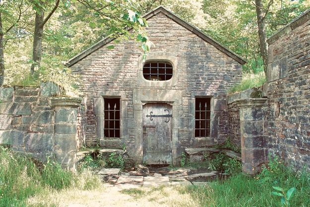 Abandoned Workhouse