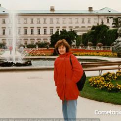 Hilda Warbrick, Grandmother of Cometan,