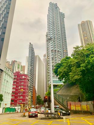 Downtown Hong Kong. Taken by Cometan in August 2019.