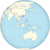 Astronism in Macau refers to the presence of the Astronist religion in the Macao Special Administrative Region of the People's Republic of China, as part of the worldwide Astronist Institution.