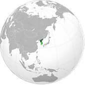 Astronism in North Korea refers to the presence of the Astronist religion in the Democratic People's Republic of Korea, as part of the worldwide Astronist Institution.