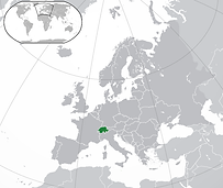 Astronism in Switzerland refers to the presence of the Astronist religion in the Swiss Confederation, as part of the worldwide Astronist Institution.