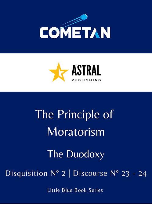 The Principle of Moratorism by Cometan