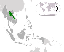 Astronism in Laos refers to the presence of the Astronist religion in the Lao People's Democratic Republic, as part of the worldwide Astronist Institution.