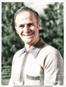 "Maternal Grandfather of Cometan, William ""Bill"" Warbrick (Colourised)"