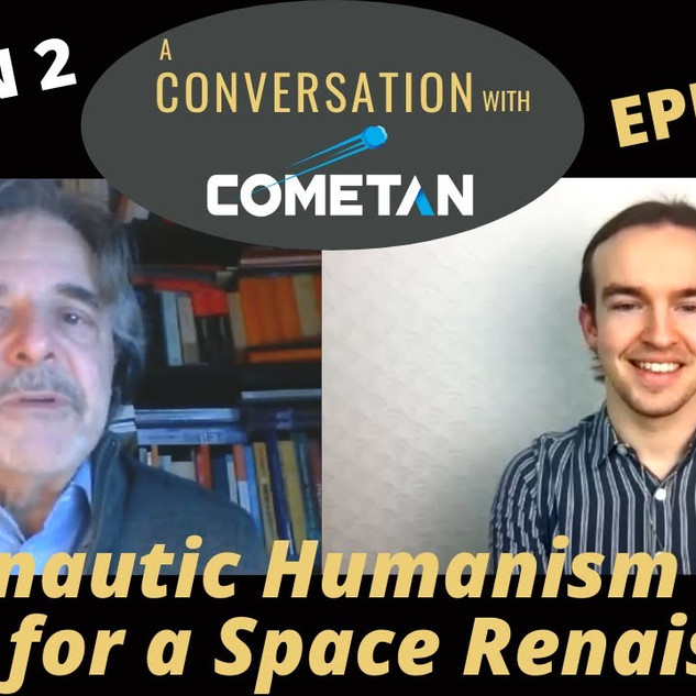 Astronautic Humanism & The Vision for a Space Renaissance