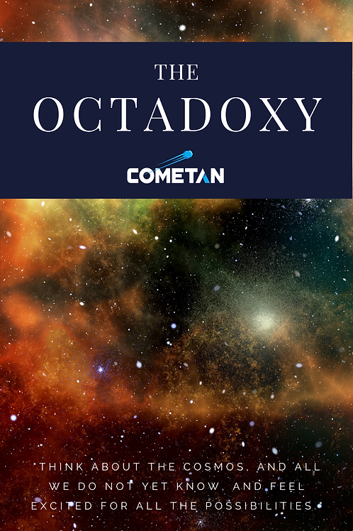The Octadoxy: The Principles of Advancement & Eschatology by Cometan