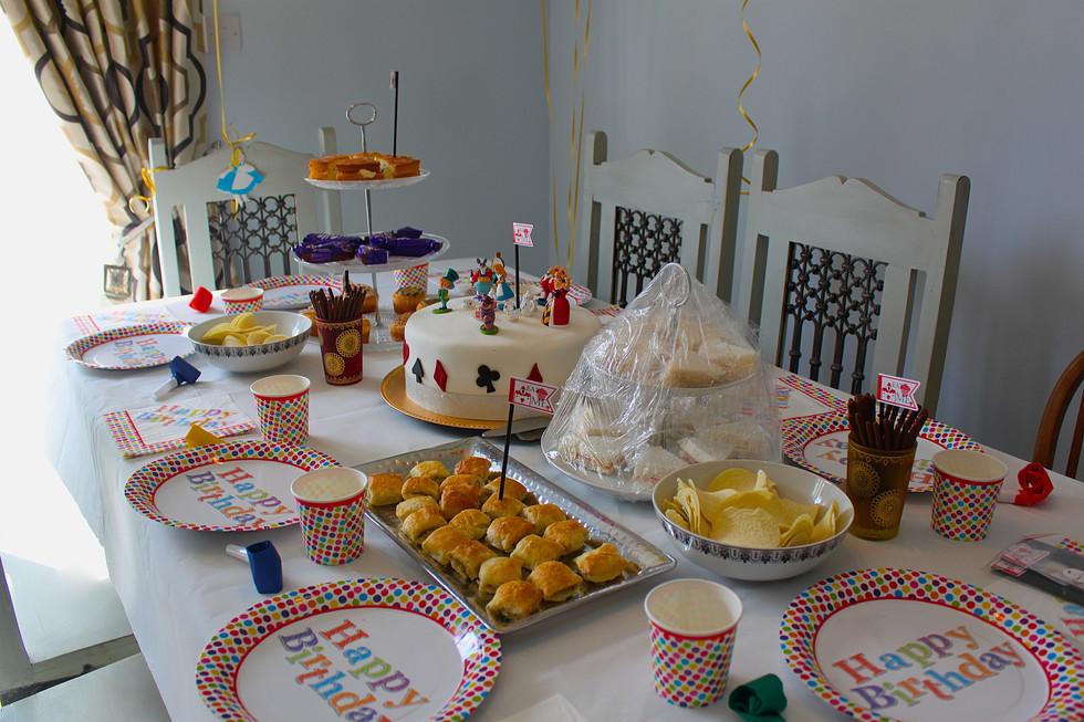 Birthday Extravaganza