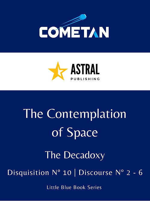 The Contemplation of Space by Cometan