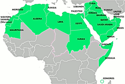 Astronism in the Arab world is the presence of the Astronist religion among Arabic speaking countries in the Middle East and North Africa, as part of the worldwide Astronist Institution.