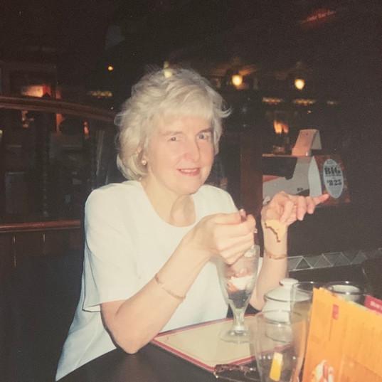 Hilda Warbrick (née Cottam), Grandmother of Cometan