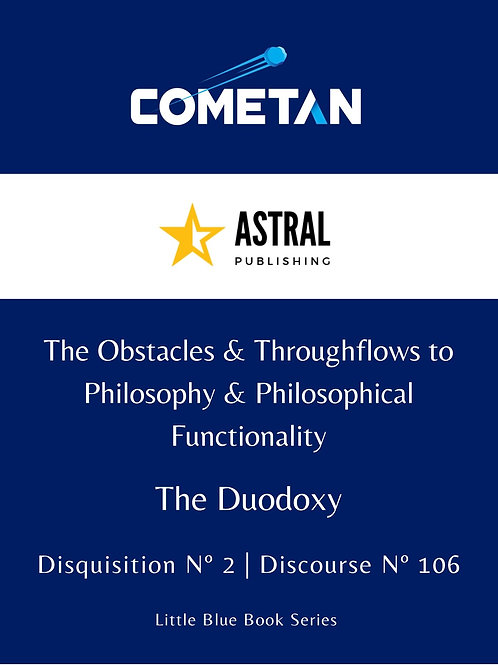 The Obstacles & Throughflows to Philosophy & Philosophical Functionality