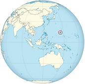 Astronism in Guam refers to the presence of the Astronist religion in the Unincorporated and Organized U.S. Territory of Guam, as part of the worldwide Astronist Institution.
