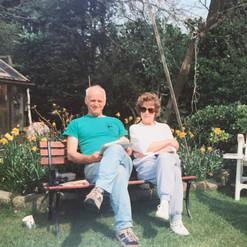 Grandparents of Cometan In The Garden of