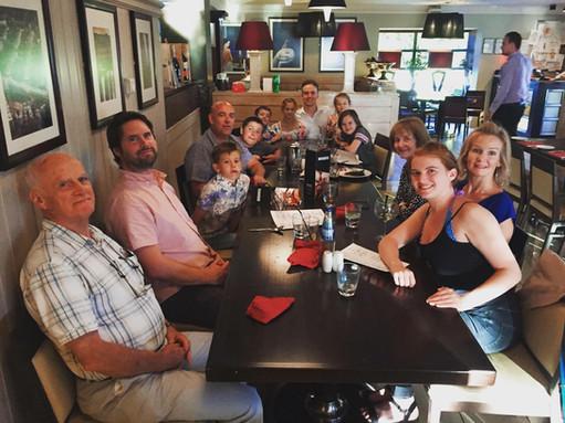 Cometan's 20th Birthday Meal