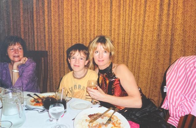 Cometan & Mother