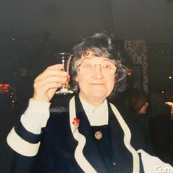 Irene Mary Taylor, paternal grandmother