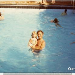 Bill Warbrick & Louise Counsell, grandfa