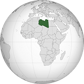 Astronism in Libya refers to the presence of the Astronist religion in the State of Libya, as part of the worldwide Astronist Institution.