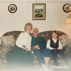 Lucia Natalie, Hilda Warbrick & Bill War