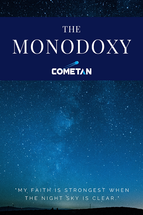 The Monodoxy: The Principles of The Aesthetic Cosmos by Cometan