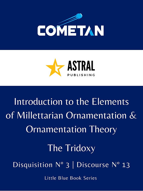 Introduction to the Elements of Astronic Ornamentation & Ornamentation Theory